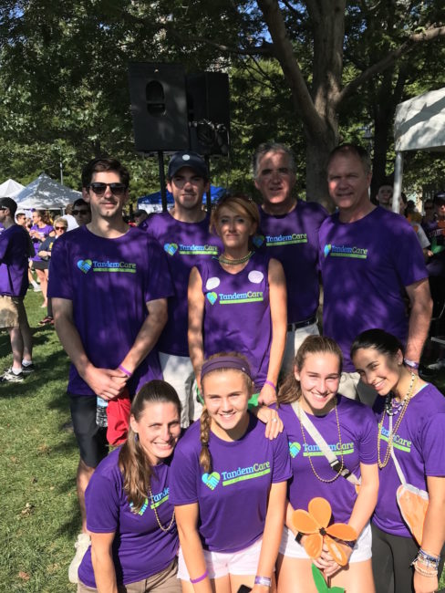 Tandem Care Walks for Alzheimers